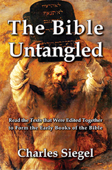Bible Untangled Cover
